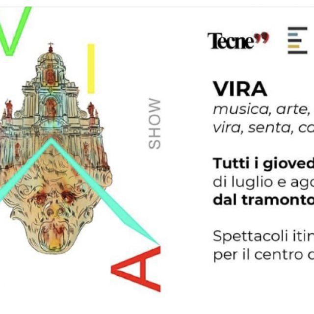 Live Music / Collettiv-Art / Passeggiata – VIRA
