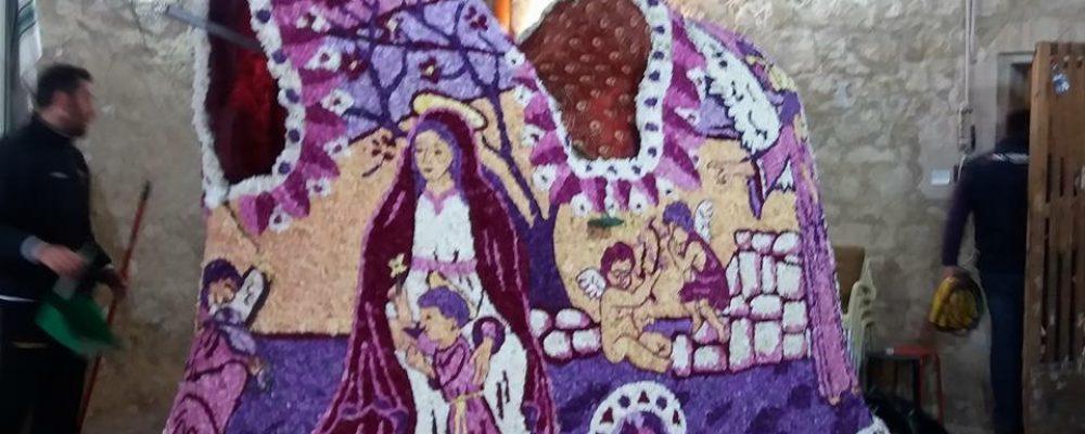 """Le scuole """"visitano"""" la cavalcata di San Giuseppe"""