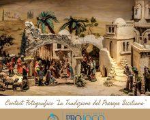 """Contest fotografico """"La tradizione del presepe siciliano"""""""